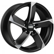 Fondmetal 7900 R16 W7.0 PCD5x114.3 ET35 DIA66.1 matt black polished