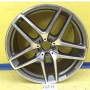 Mercedes OEM A2924012900 10x21 5x112 ET52.5 DIA66.6 (BKF)