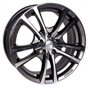 Racing Wheels H-346 6.5x15 5x112 ET40 DIA66.6 (GM/FP)