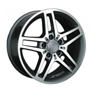 Replay Mercedes (MR117) 8.5x19 5x112 ET59 DIA66.6 (BKF)