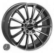 Replica Mercedes (MB139) 7.5x17 5x112 ET47 DIA66.6 (GMF)
