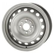 Steel Trebl 6x15 4x108 ET47.5 DIA63.4 (silver)