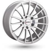 Disla Turismo R17 W7.5 PCD5x100 ET40 DIA67.1 silver