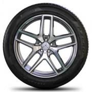 Mercedes OEM A2924011700 11x21 5x112 ET38 DIA66.6 (BKF)