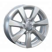 Replay Chevrolet (GN45) R15 W6.0 PCD4x100 ET39 DIA56.6 silver