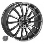 Replica Mercedes (MB139) 7x16 5x112 ET43 DIA66.6 (GMF)