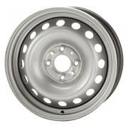 Steel Trebl 6x15 4x100 ET40 DIA60.1 (silver)