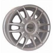 Primo 619 R13 W5.5 PCD4x98/100 ET35 DIA67.1 silver