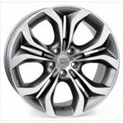 WSP Italy BMW (W674) Aura 10x19 5x120 ET45 DIA74.1 (anthracite polished)
