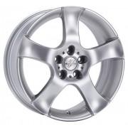 Fondmetal 7200 R16 W7.0 PCD4x114.3 ET38 DIA56.6 metallic silver