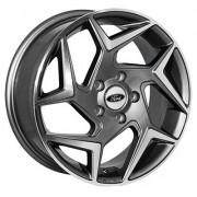 Replica Ford (D3034) 6.5x16 5x108 ET50 DIA63.4 (MGRA)