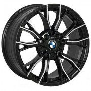 Replica BMW (QC1197) 8x17 5x120 ET30 DIA72.6