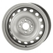 Steel Trebl 5x13 4x100 ET46 DIA54.1 (silver)