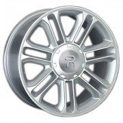 Replica Cadillac (CL5) 8.5x20 6x139.7 ET31 DIA77.8 (silver)