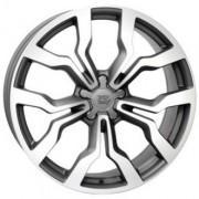 WSP Italy Audi (W565) Medea 9x20 5x112 ET37 DIA66.6 (matt gun metal polished)