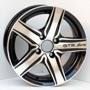 Sportmax Racing SR3111Z 6.5x15 4x100 ET38 DIA67.1 (BPWW)