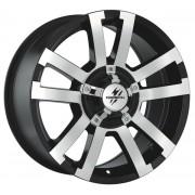 Fondmetal 7700 R18 W8.5 PCD5x114.3 ET35 DIA66.1 black polished