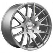 Disla Munich 8x18 5x108 ET45 DIA63.4 (silver)