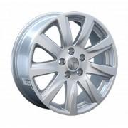Replay Nissan (NS18) R17 W7.0 PCD5x114.3 ET55 DIA66.1 silver