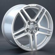 Replica Mercedes (MB87) 8.5x19 5x112 ET35 DIA66.6 (gloss black machined face)