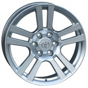Replica Toyota (TY268) 7.5x18 6x139.7 ET25 DIA106.1 (silver)