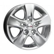 Mak HD 6.5x16 5x130 ET35 DIA84.1 (silver)