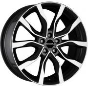 Mak Highlands R16 W6.5 PCD5x114.3 ET40 DIA76 black mirror