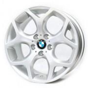 WSP Italy BMW (W667) X5 Hotbird 10x19 5x120 ET45 DIA72.6 (silver)