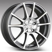 Racing Wheels H-596 6.5x15 4x108 ET45 DIA67.1 (DDN-FP)