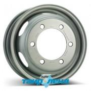 ALST (KFZ) 6024 6x16 6x205 ET124 DIA161 (silver)