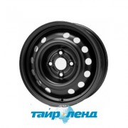 ALST (KFZ) 6685 Volkswagen 5.5x16 6x205 ET121.5 DIA161 (silver)