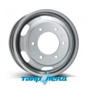 ALST (KFZ) 8733 Renault 5.5x16 6x200 ET110 DIA142.05 (silver)