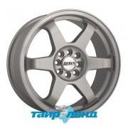 Disla JDM 8x18 5x120 ET45 DIA72.6 (silver)