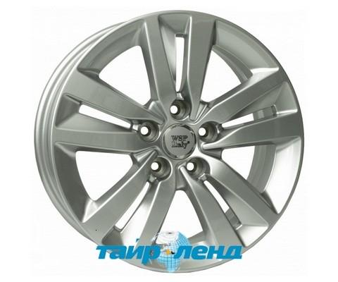 WSP Italy Peugeot (W854) Lione 7x16 5x108 ET44 DIA65.1 (silver)
