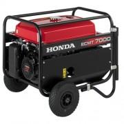 Бензиновый генератор Honda ECMT 7000