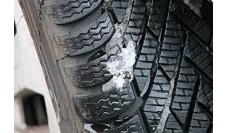 Особенности выбора и использования зимней резины на больших автомобилях