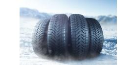 Пополнение на нашем складе зимних шин для легковых и грузовых авто!