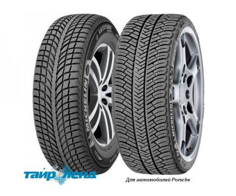 Michelin Latitude Alpin LA2 255/50 R19 107V Run Flat ZP *