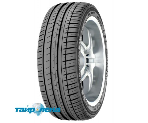 Michelin Pilot Sport 3 315/40 ZR21 111Y Acoustic