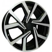 Replica Volkswagen (CT1103) 6x14 5x100 ET40 DIA57.1 (BMF)
