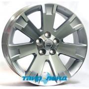 WSP Italy Mitsubishi (W3004) Poseidone 8x19 5x114.3 ET38 DIA67.1 (silver polished)