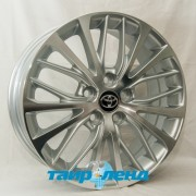 Replica Toyota (GT177133) 7x17 5x114.3 ET45 DIA60.1 (MS)