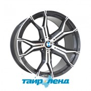 Replica BMW (B5034) 10x20 5x120 ET40 DIA74.1 (BKF)
