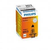Лампа галогенная Philips H13, 1шт/картон 9008C1